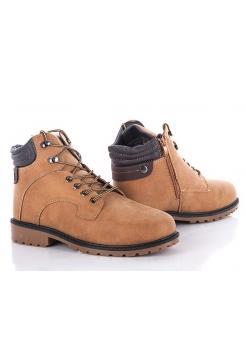 Ботинки зимние мужские