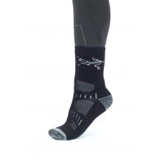 Носки черные Arcteryx (Арктерикс) Light Hiker