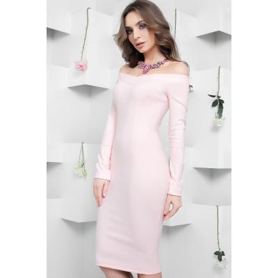 Платье KP-5873, (Розовый)