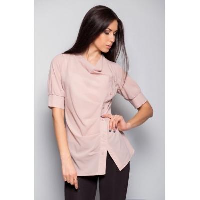 Блуза бежевая