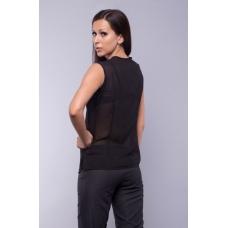 Блуза черная