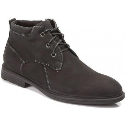Ботинки демисезонные кожаные мужские Mazaro