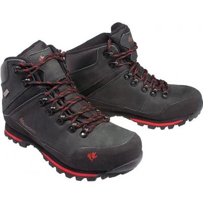 Ботинки осенне-зимние водонепроницаемые кожаные мужские Vemont (Polska)