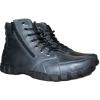 Ботинки зимние кожаные мужские Makas