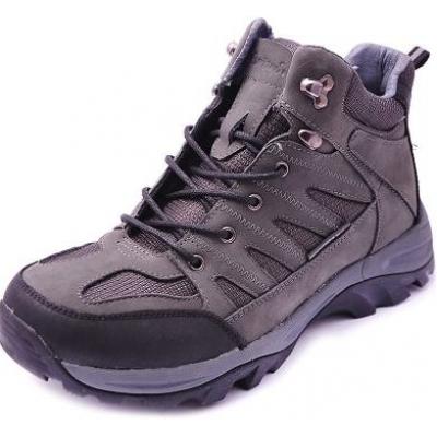 Ботинки зимние кожаные мужские Restime