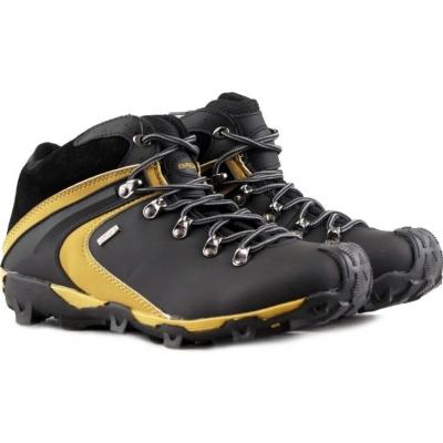 Ботинки зимние кожаные водонепроницаемые мужские Badoxx (Polska)