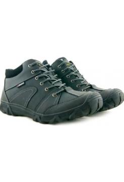 Ботинки зимние кожаные водонепроницаемые мужские Fanco (Polska)