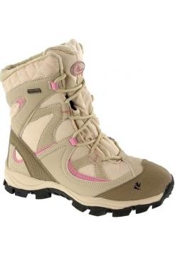 Ботинки зимние водонепроницаемые кожаные женские Vemont (Polska)
