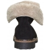 Ботинки зимние замшевые женские Caman (Camalini)