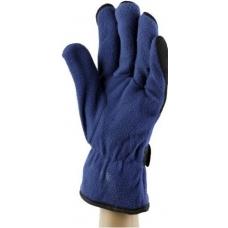 Перчатки зимние флисовые HQT