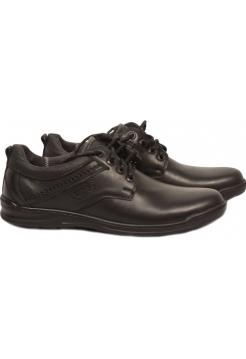 Туфли кожаные мужские Ferum