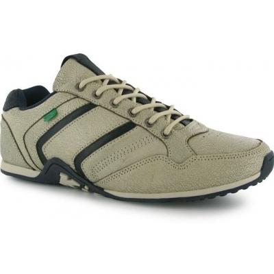 Туфли кожаные мужские Kickers