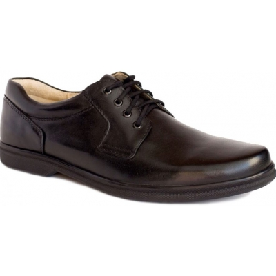 Туфли кожаные мужские Makas