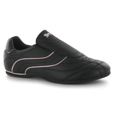 Туфли кожаные женские Lonsdale