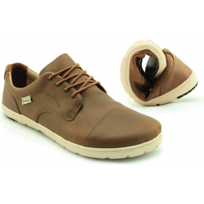 Туфли-оксфорды ультралёгкие и гибкие кожаные мужские Lems